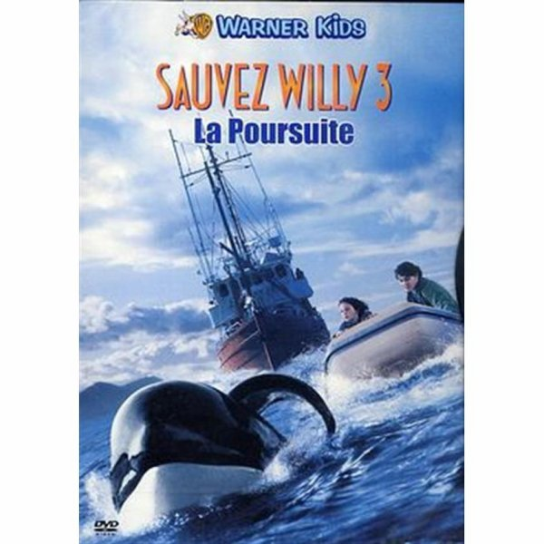 sauvez willy 3 la poursuite
