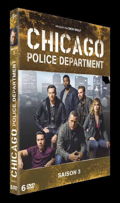 CHICAGO POLICE DEPARTMENT SAISON 3