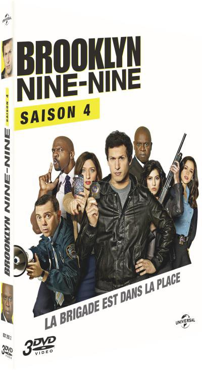 BROOKLYN NINE NINE SAISON 4