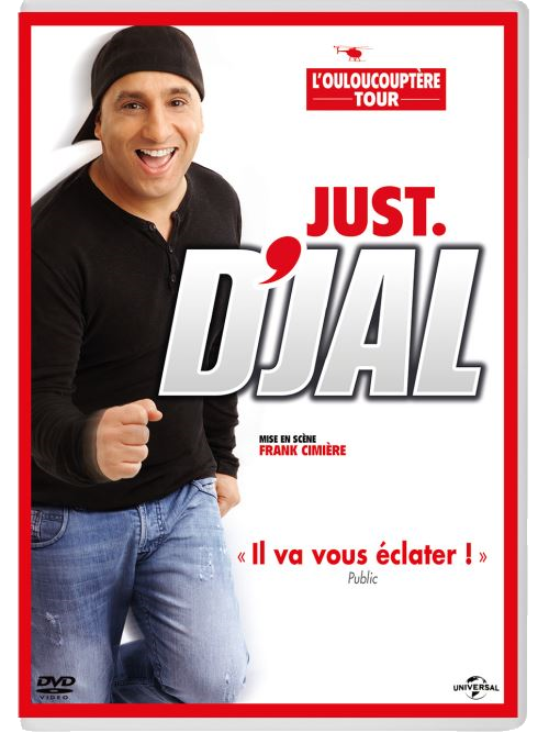 JUST D'JAL HOULOUCOUPTERE TOUR