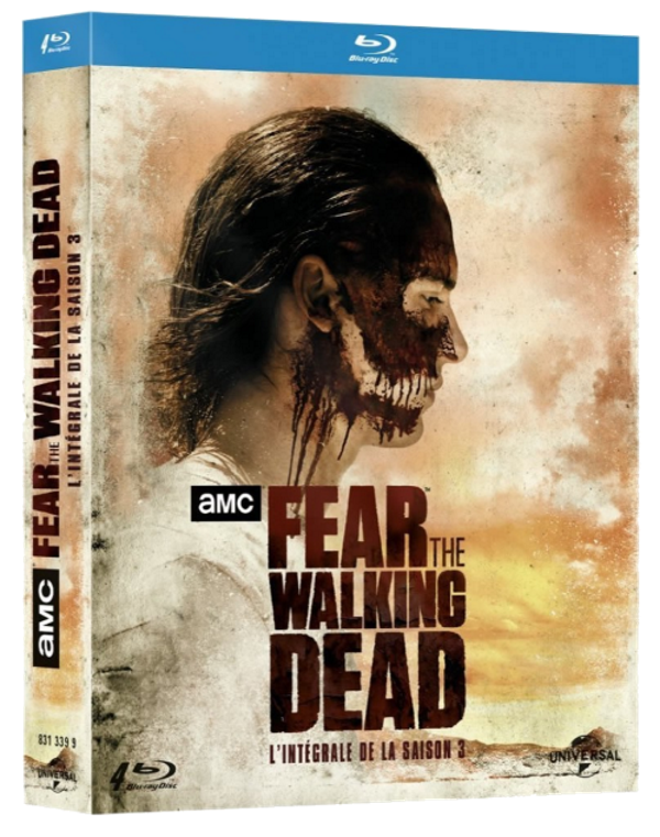 FEAR THE WALKING DEAD SAISON 3
