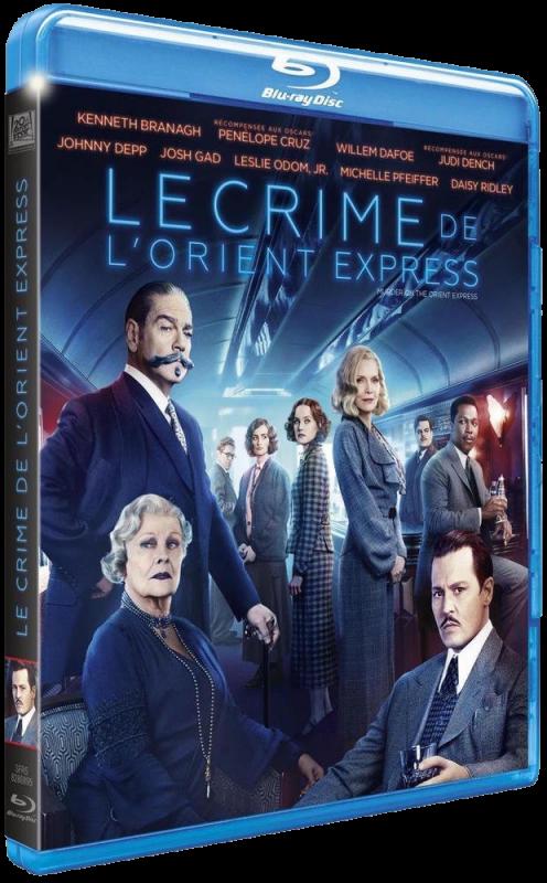 LE CRIME DE L'ORIENT EXPRESS (2017)