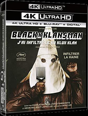 BLACKKKLANSMAN J'AI INFILTRE LE KU KLUX KLAN