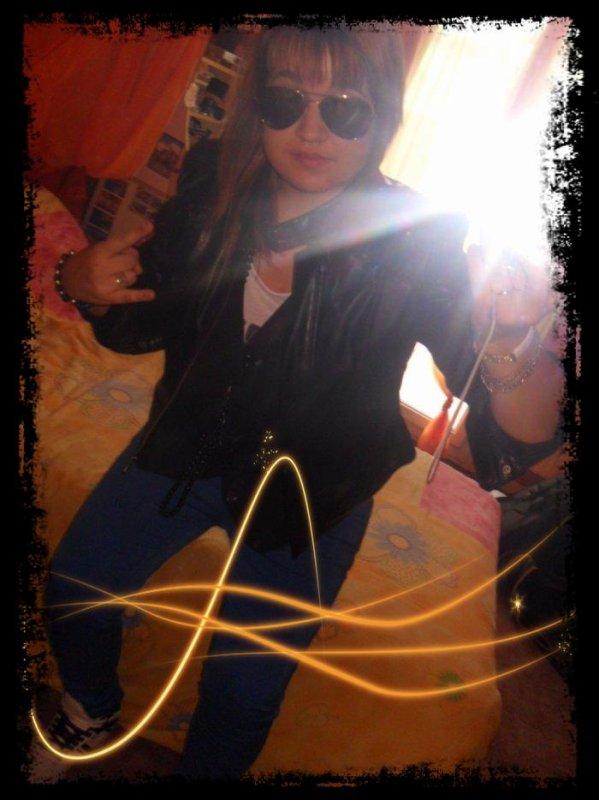 <3 Rock Attitude ! ♪