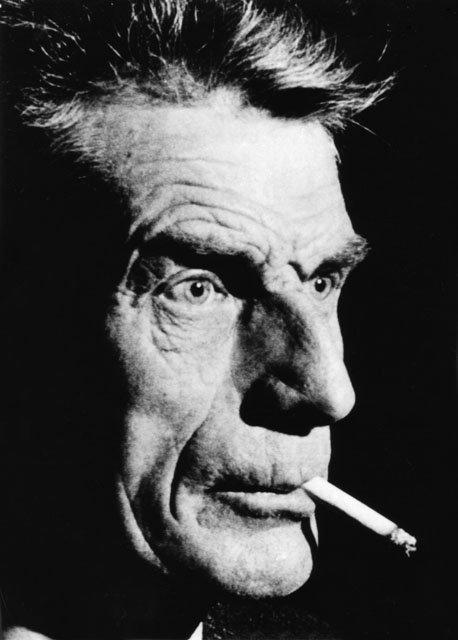 """""""Rien n'est plus drôle que le malheur."""" Samuel Beckett"""