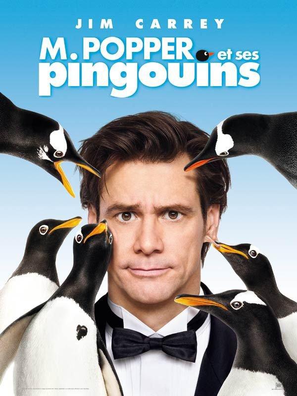 Mr Popper et ses Pinguoins