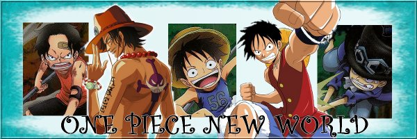 ONE PIECE NEW WORLD FORUM