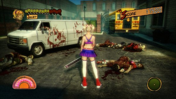 [ JEUX VIDEO ] Lollipop  Chainsaw