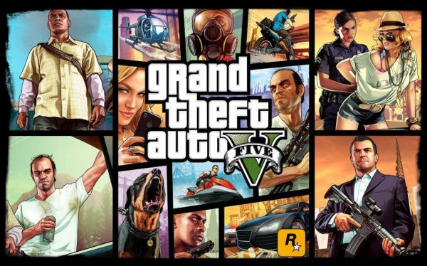 [ JEUX VIDEO ] Grand Theft Auto V