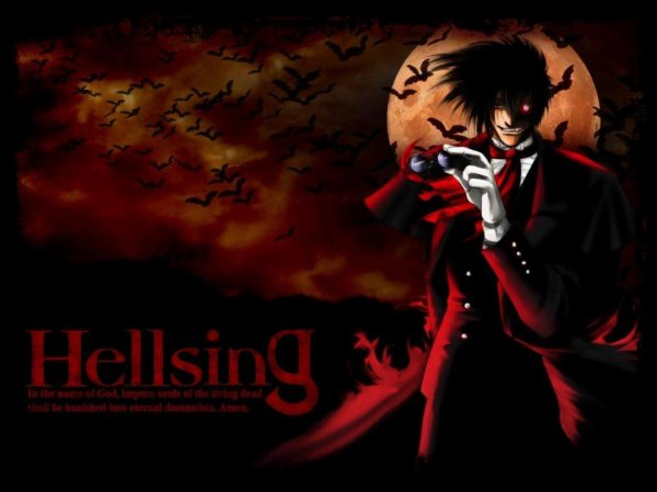 [ ANIME ] Hellsing