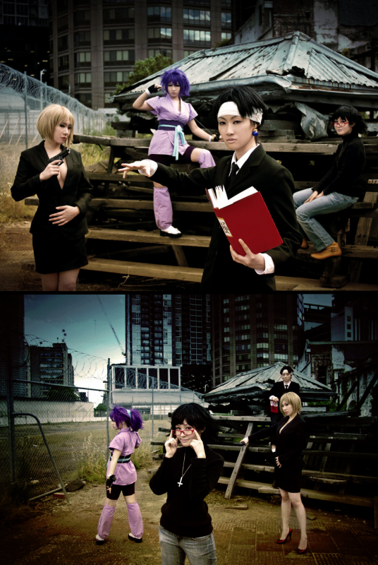 [ COSPLAY ] Hunter X Hunter Part.2