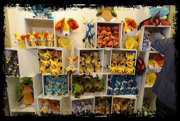 [ REPORTAGE ] Centre Pokemon de Paris