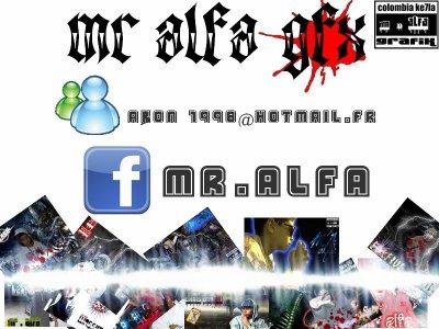 Mr ALFA gfx