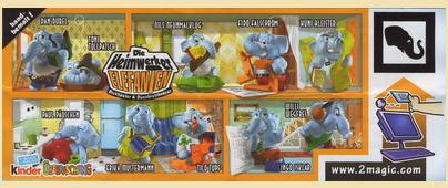 Die Heimwerker Elefanten:série sortie en 2011/2012