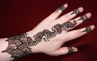 le henné >>> ma passion ...