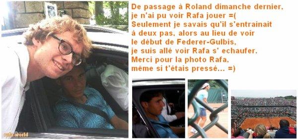 Les internationaux de France - Roland Garros 2014