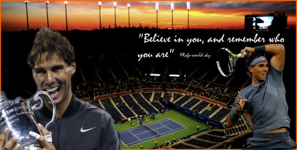 US OPEN 2015 - The big Apple