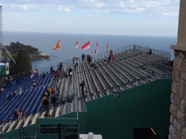 Monte Carlo Rolex Masters - Barcelone 2016