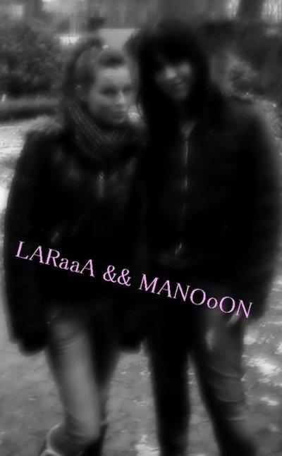 Man0n kiiwiiickk && Larràà ahh ààhh x)