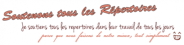 ~ Bienvenue - Inscriptions ~