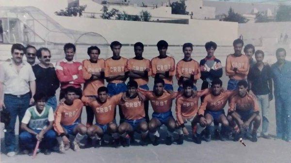 CRT saison 1987-1988