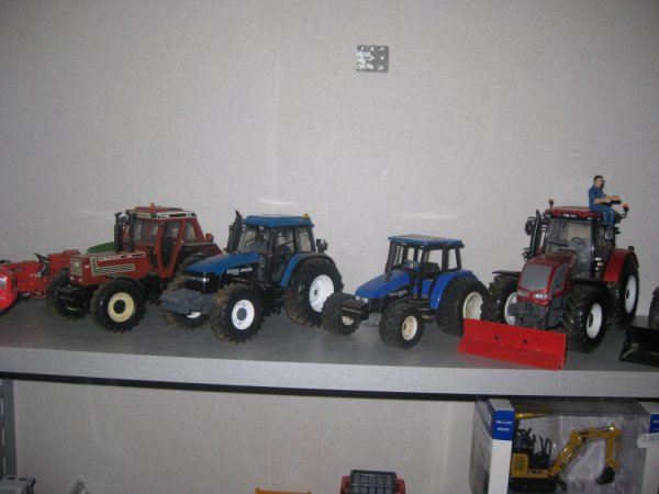 ma collection de tracteur 1/32