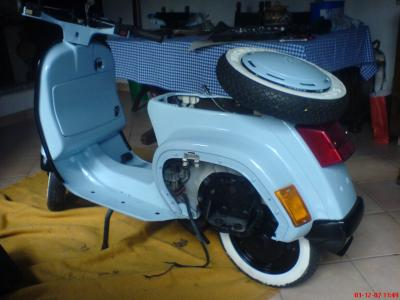 vespa 50 junior