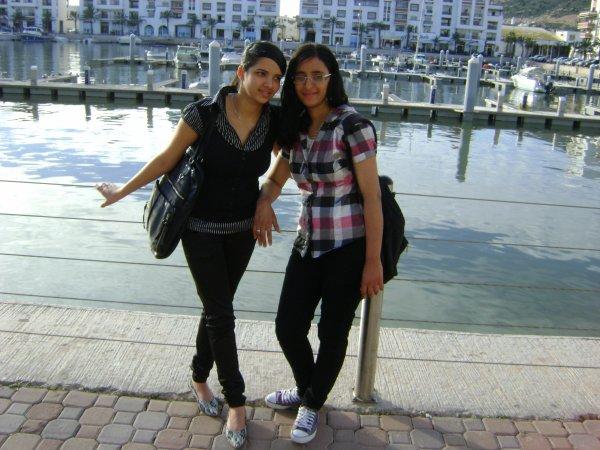 Zineb+Saadiya