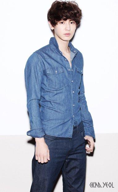 Chan Yeol [EXO-K] ♥