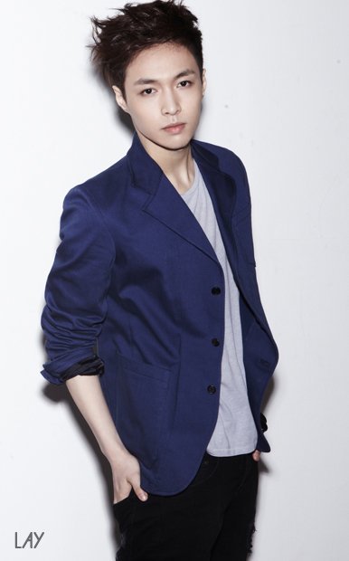 Lay [EXO-M] ♥