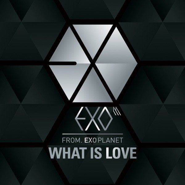(CD) What Is Love [EXO-M] ♥