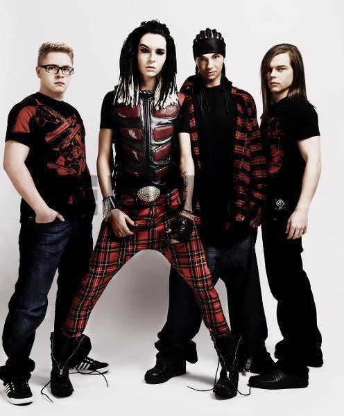 Tokio Hotel ta nouvelle source de musique  2012