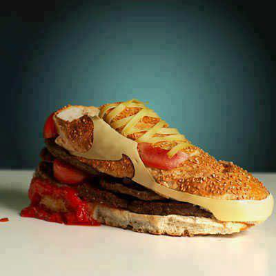 "LE NOUVEAU HAMBURGER "" BIG AIR MAX"""
