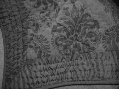 boutis velour bleu ref 0027 blog de artisanat marina. Black Bedroom Furniture Sets. Home Design Ideas