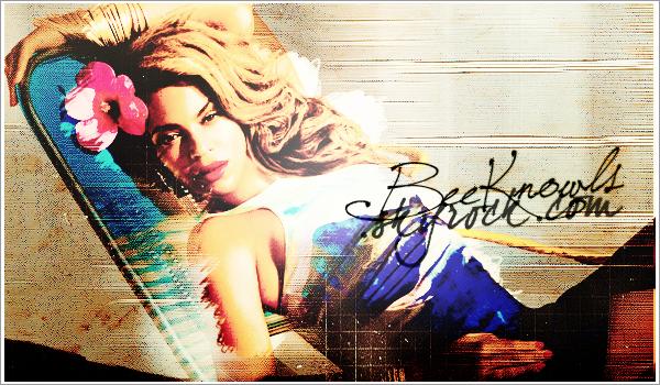 Bienvenue sur ton nouveau blog source sur la fameuse Beyonce Giselle Knowles !