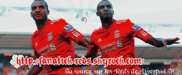 Fanatick-reds ~ Ta meilleur source sur les reds Liverpool FC ~ article 001