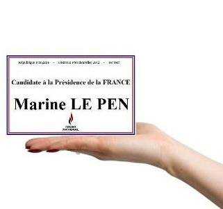 intention de vote