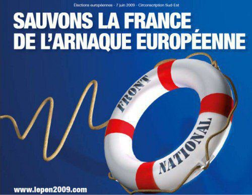 Sauvons la France