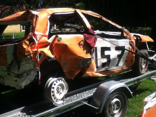 voila les auto en fin de saison !!!!!