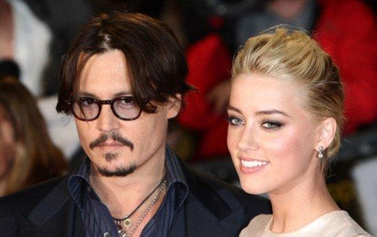 Johnny Depp passe de Vanessa Paradis à Ambert Heard