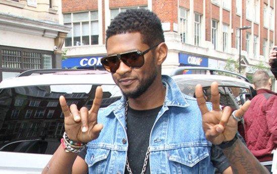 Usher porte plainte...