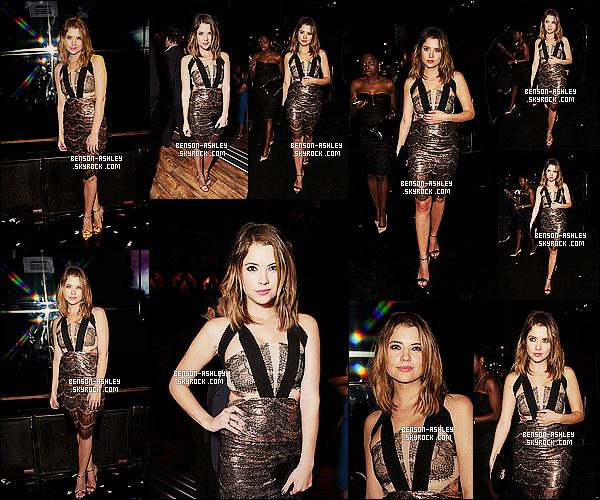 * 26/01/14 : Ashley  a été aperçu lors de l'évenement    Republic Records Post-Grammys Party   a  Los Angeles.  Ashley était vraiment magnifique, tout lui allait bien et il n'y avait pas de noir sa change. J'aime vraiment sa robe pour moi c'est un TOP    ! *