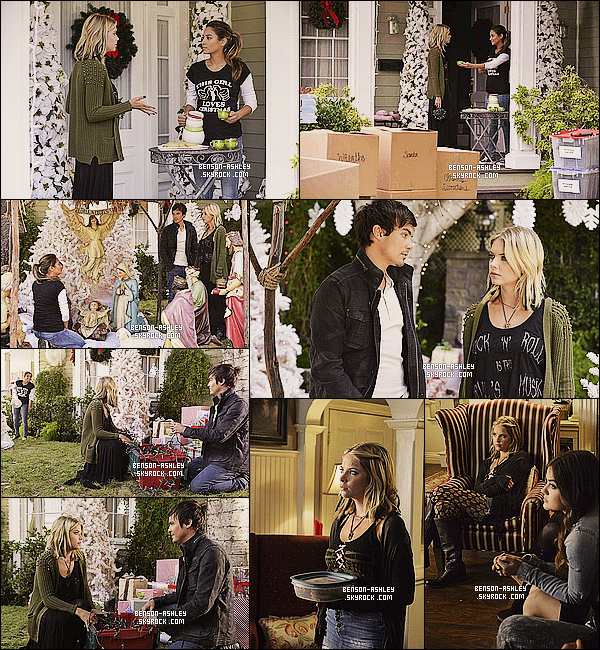 *    Découvrez les stills de l'épisode 05x12 « Taking This One to the Grave » de   PLL.  *