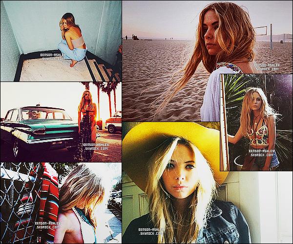 *    Découvrez de nouvelles photos du photoshoot  réalisé pour le site   « Find Your California ».  *