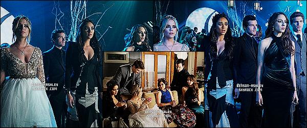 *    Découvrez  les nouveaux stills de l'épisode 06x09 « Last Dance » de   PLL.  *