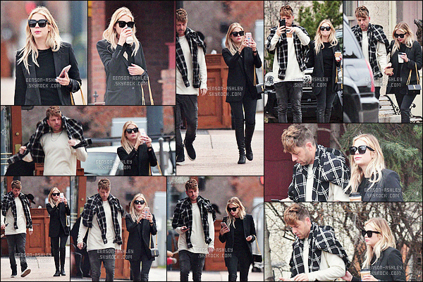 * 10/04/16 : Ashley a été aperçu accompagné de son (ex) petit-ami Ryan Good  se   promenant        dans les -  Aspen.  Ashley est une nouvelle fois toute de noire vêtu mais la tenue est sympa et classe donc c'est bien et j'aime aussi ses cheveux -   un TOP    ! *