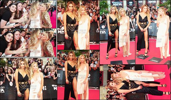 * 19/06/16 -: Ashley était présente aux      MuchMusic Video Awards 16    qui etait  situé à     -     Toronto au Canada.  Ashley nous montres une très jolie robe avec une magnifique fente sur le côté qui donne un côté sexy mais classe - un très gros TOP    ! *