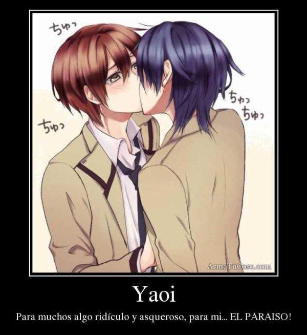 /!\ Yaoi ( Manga ayant pour sujet des rapports sexuelles entre hommes ) Homophobe aurevoir. c: