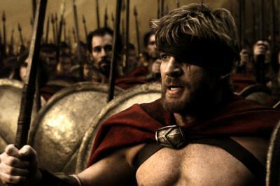 10 000 Spartiates À La Tête De 30 Grecs :)! 300 Le Film