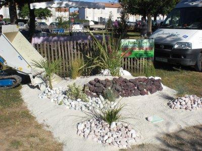 une journée au jardin à Rochefort, jardin de la marine